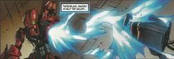 Comic Nitroblast