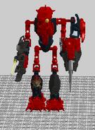 Tech Raider Nitroblast