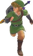 Link running