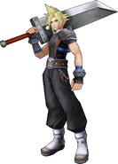 Cloud Kingdom Hearts III