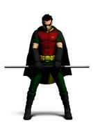 Robin (Arkham Origins)