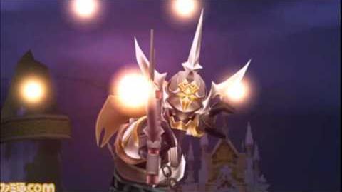 Kingdom Hearts Birth By Sleep Final Mix - Eraqus Lingering Spirit Battle Theme *FAKE*