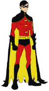 Robin alternate outfit