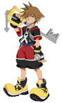 Sora KH3D artwork