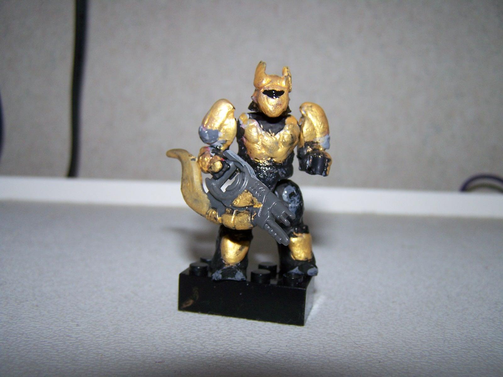 Brute Armor Chieftain   Custom Mega Bloks Halo Wiki   FANDOM