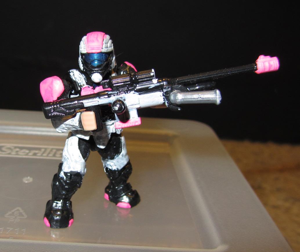 Anti-Cancer ODST | Custom Mega Bloks Halo Wiki | FANDOM