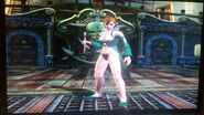 Maggie's Weapon Pose (Costume 2)