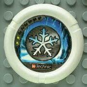 Ski disk