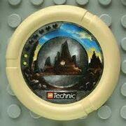 Granite disk