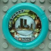 Turbo disk