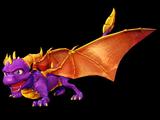 Spyro (The Legend Of Spyro Fanfiction Trilogy)