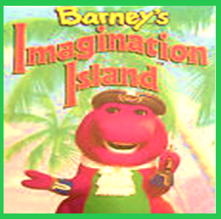 Barney And The Backyard Gang A Day At The Beach: Imagination Island (soundtrack) (battybarney2014's Version