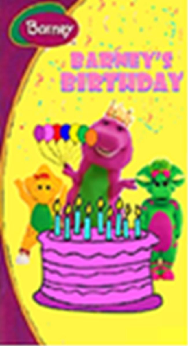 Barney\'s Birthday (2005 home video) (battybarney2014\'s version ...
