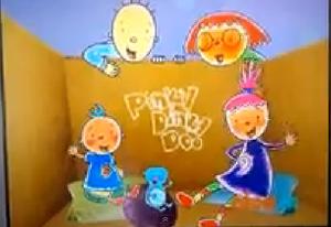 Pinky Dinky Doo Title Card