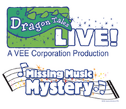 Dragon Tales Live Missing Music Mystery