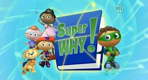 Super Why! Title Card