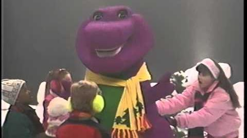Video - Barney & the Backyard Gang Waiting for Santa ...