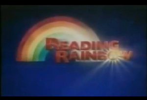 Reading Rainbow Title Card