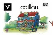 Caillou Title Card