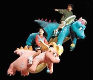 Dragon tales live 5