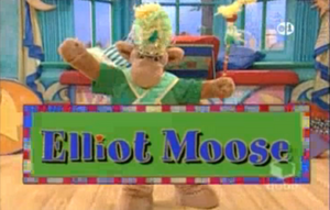 Elliot Moose Title Card