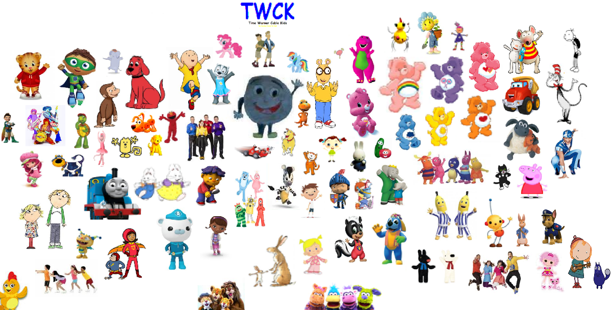 Image Time Warner Cable Kids Characters Starring The