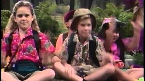 Video - Barney & the Backyard Gang Campfire Sing-Along ...