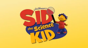 Sid the Science Kid Title Card