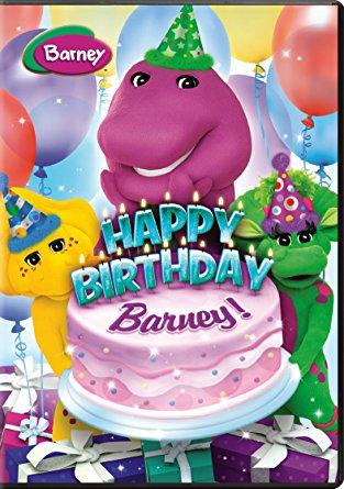barney birthday Happy Birthday, Barney! (video) (battybarney2014's version  barney birthday
