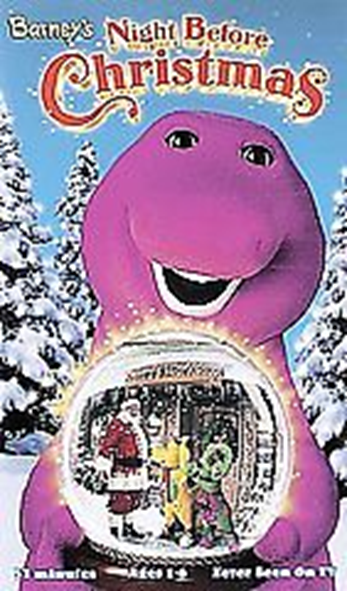 Barney\'s Night Before Christmas (battybarney2014\'s version) | Custom ...