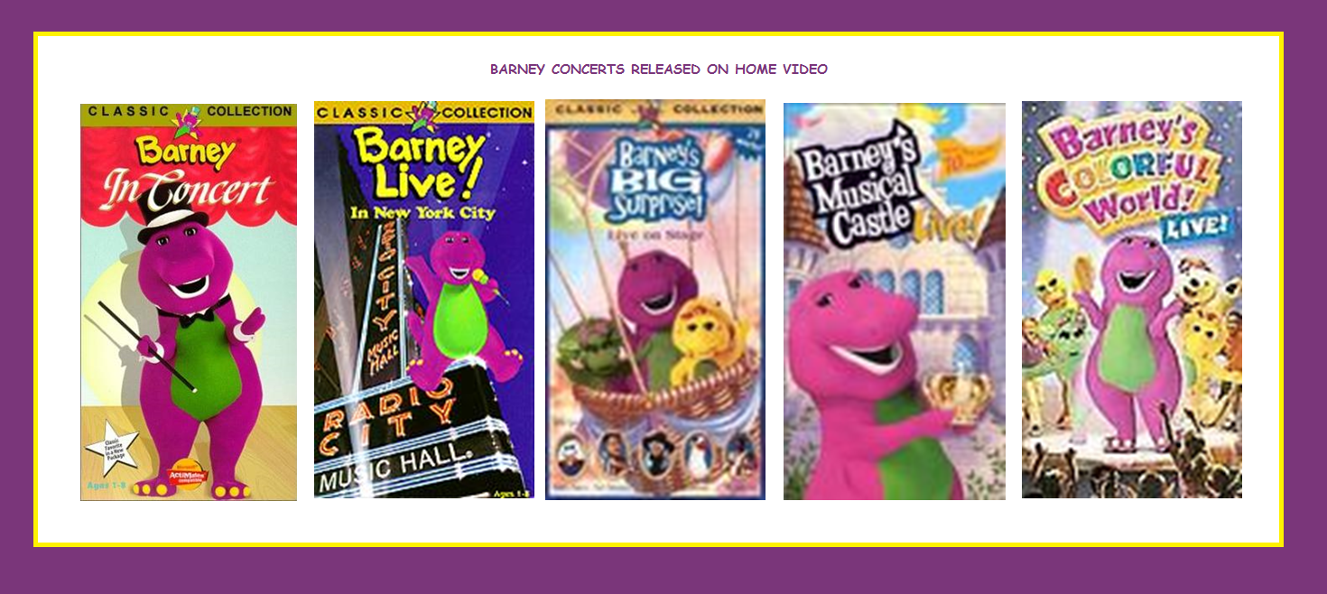 barney home video time warner cable kids wiki fandom