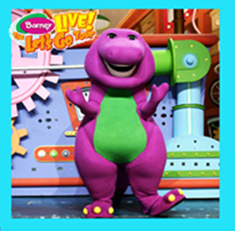 Barney And The Backyard Gang A Day At The Beach: The Let's Go Tour (soundtrack