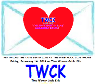 time warner cable kids valentines day