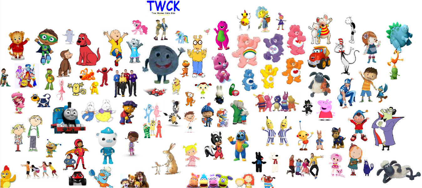 Amazing Time Warner Cable Kids Characters | Custom Time Warner Cable Kids Wiki |  FANDOM Powered By Wikia