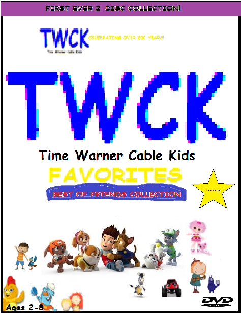 Time Warner Cable Kids Favorites Best Of Friends Collection