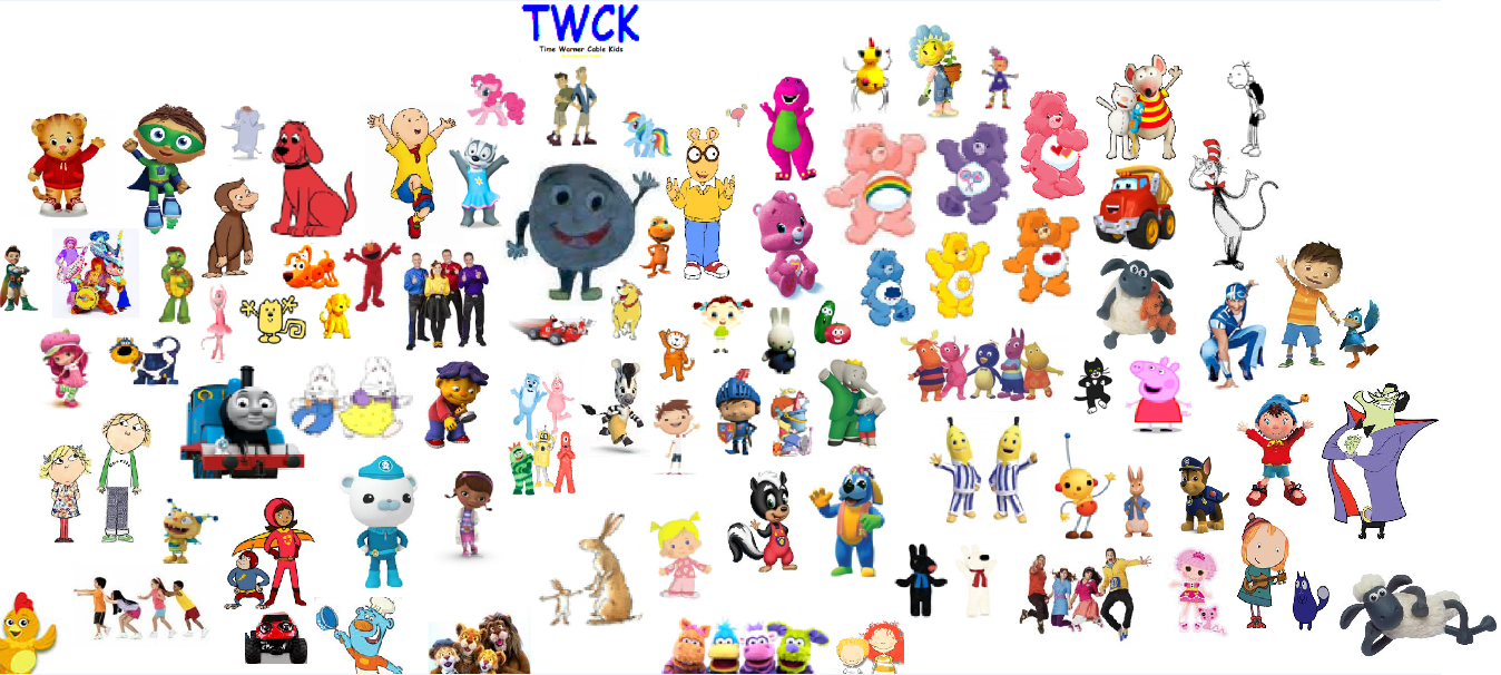 Time Warner Cable Kids Characters And Starring Shaun The Sheep