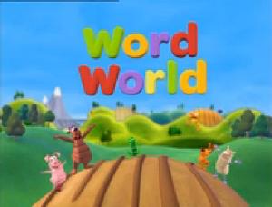 WordWorld Title Card
