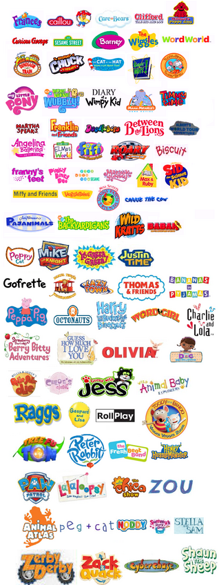 Time Warner Cable Kids shows and featuring the new show Shaun the Sheep!