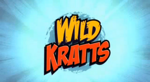 Wild Kratts Title Card