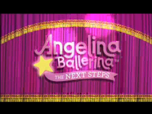 Angelina Ballerina The Next Steps Title Card