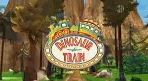 Dinosaur Trian Title Card