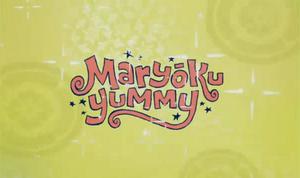 Maryoku Yummy Title Card