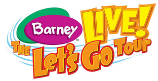 Barney Live! The Let's Go Tour