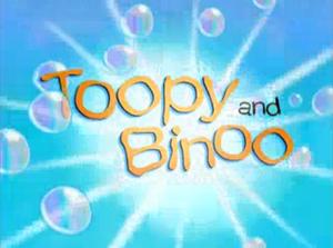 Toopy and Binoo Title Card