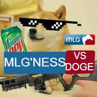 MLG'NESSVSDOGE