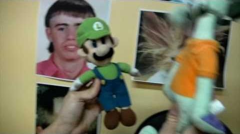 Cute Mario Bros - My New Haircut-0