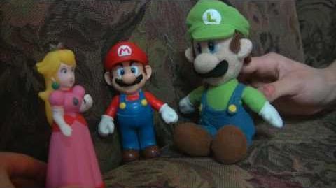 Cute mario and luigi toys