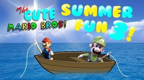 Cute Mario Bros. - Summer Fun 3-0