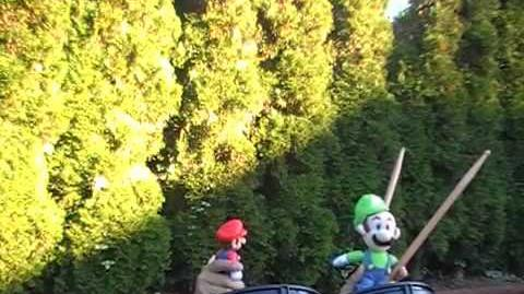 Cute Mario Bros - Mario's Rock Band (Part 2 3)