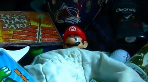 Mario's Illness